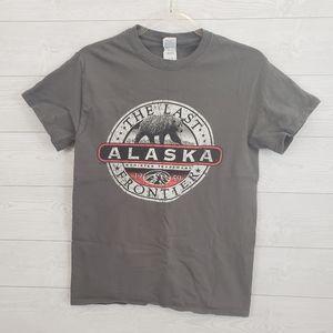 Alaska The Last Frontier Graphic Tee